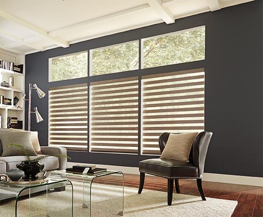 DDB blinds, shades, shutters and custom window treatment installation
