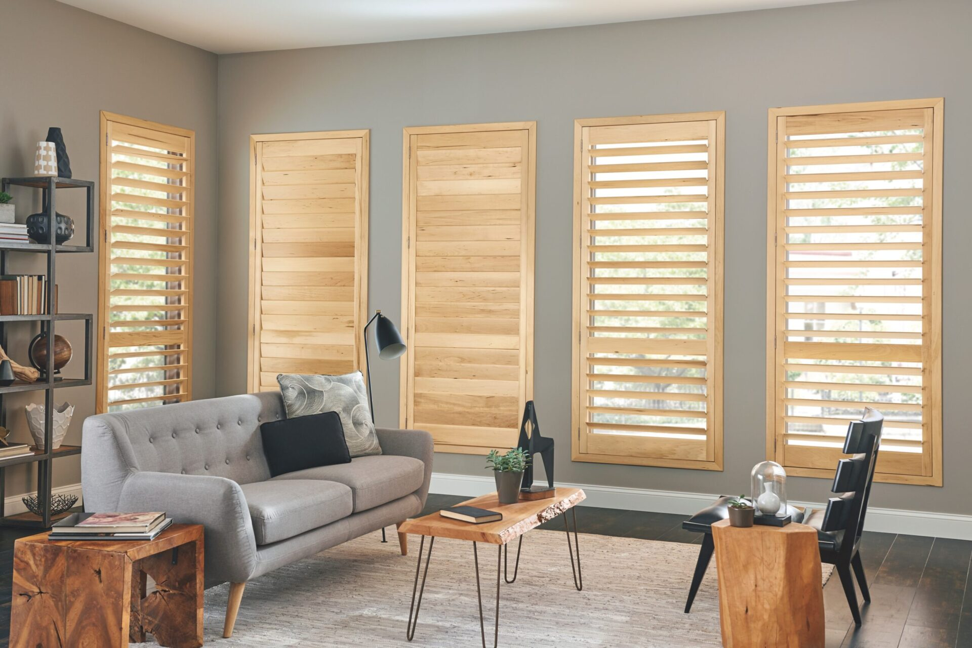 Window Shutters & Shades - Roman Shades, Roller Shades, Solar Shades, Cellular Shades, & more - Dynamic Delivery Blinds | Nashville, TN