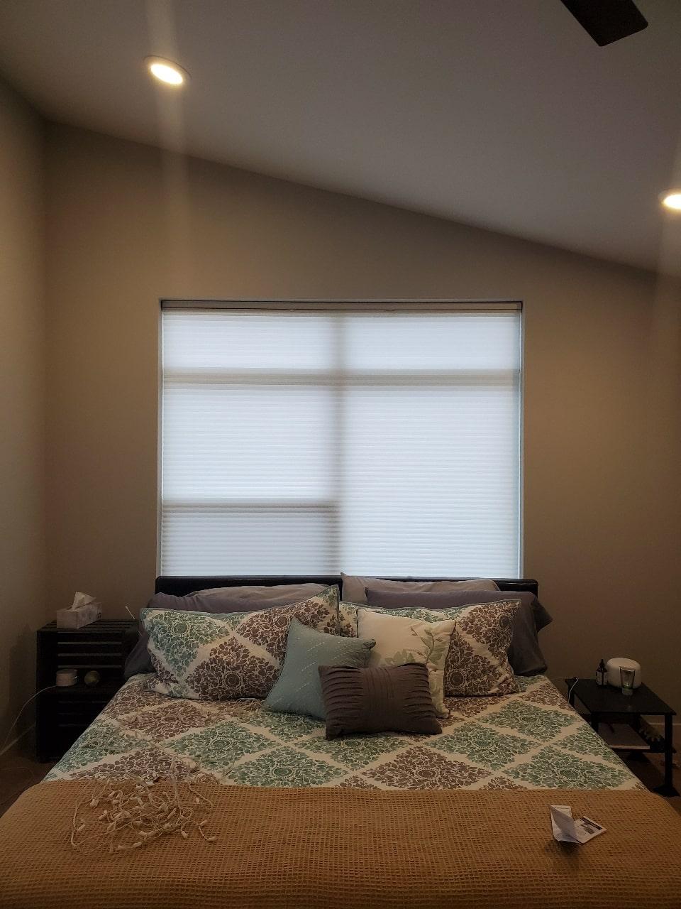 Window Cell Shade - Interior Window Plantation Shutters - Custom, Motorized Window Treatments, Blind Repair, Custom Blinds | Nashville, TN