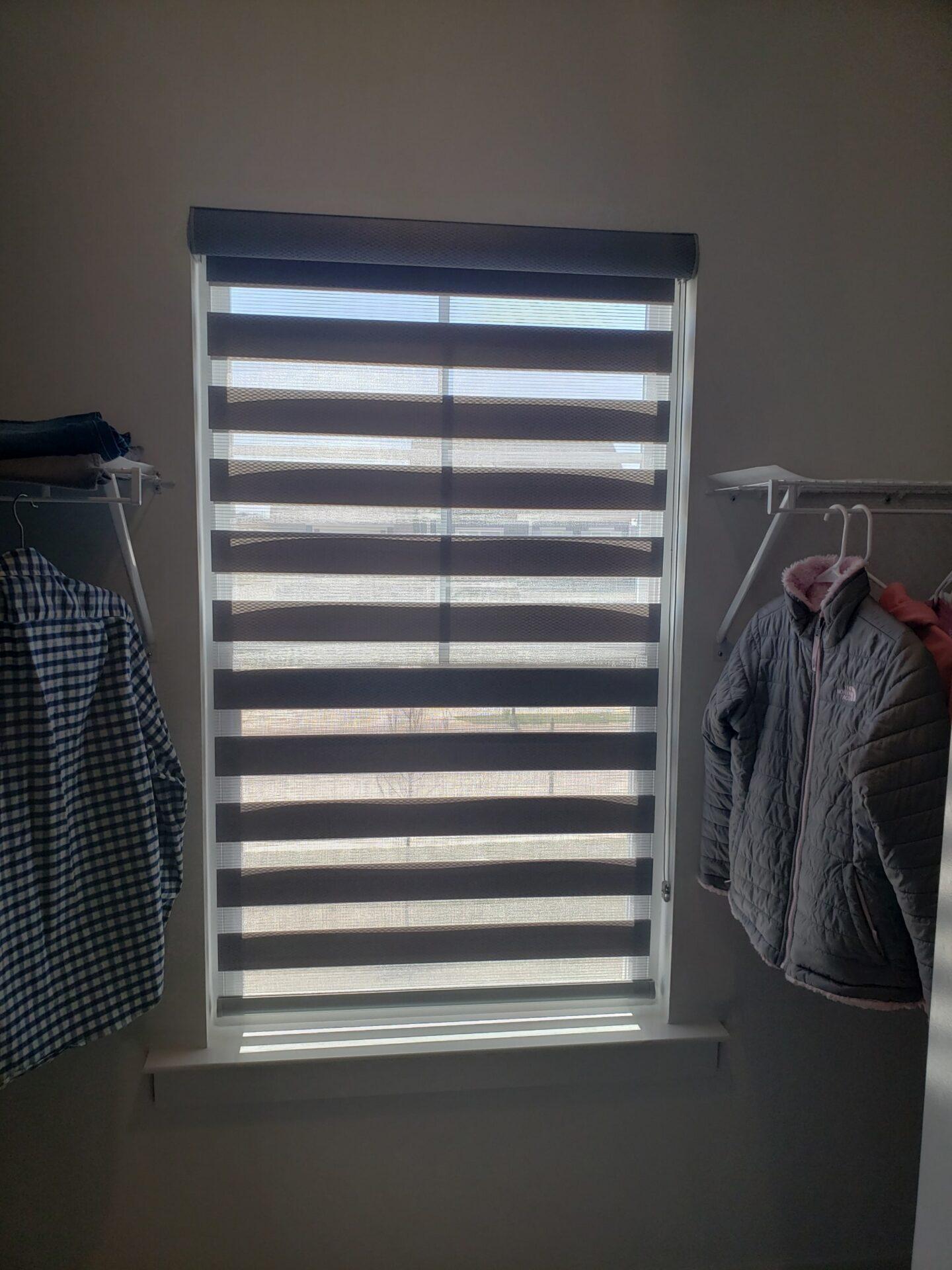 Layered Shades - Interior Window Plantation Shutters - Custom, Motorized Window Treatments, Blind Repair, Custom Blinds | Nashville, TN