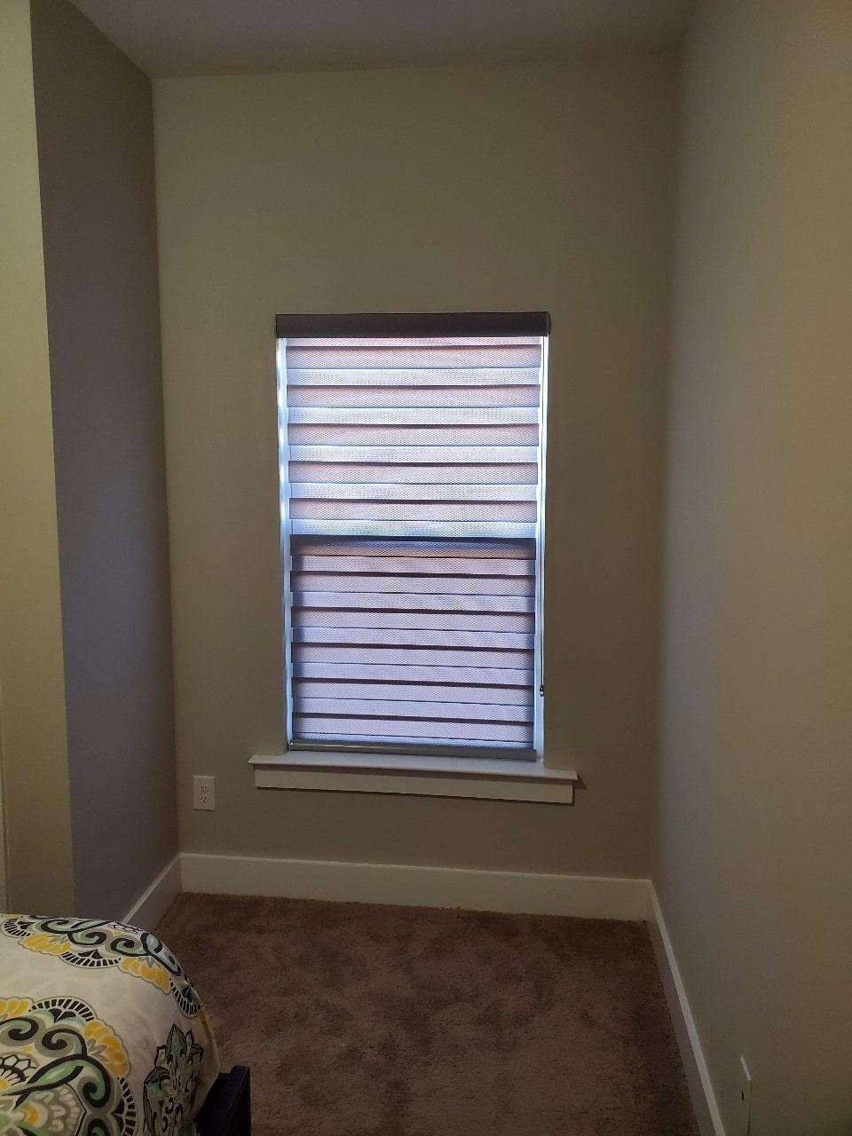 Layered Window Shades - Interior Window Plantation Shutters - Custom, Motorized Window Treatments, Blind Repair, Custom Blinds | Nashville, TN