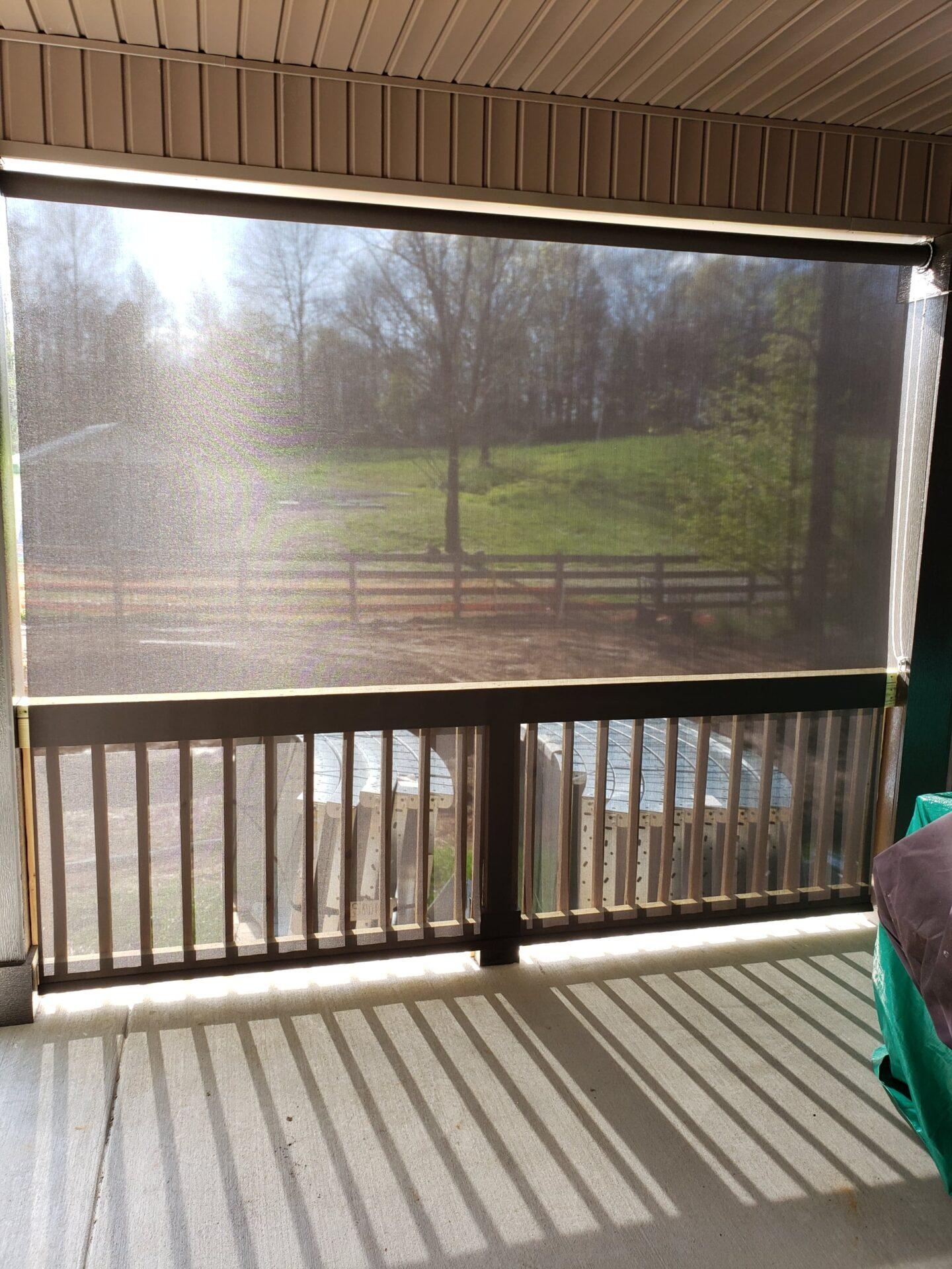 Window Patio Shades Gallery - Interior Window Plantation Shutters - Custom, Motorized Window Treatments, Blind Repair, Custom Blinds | Nashville, TN