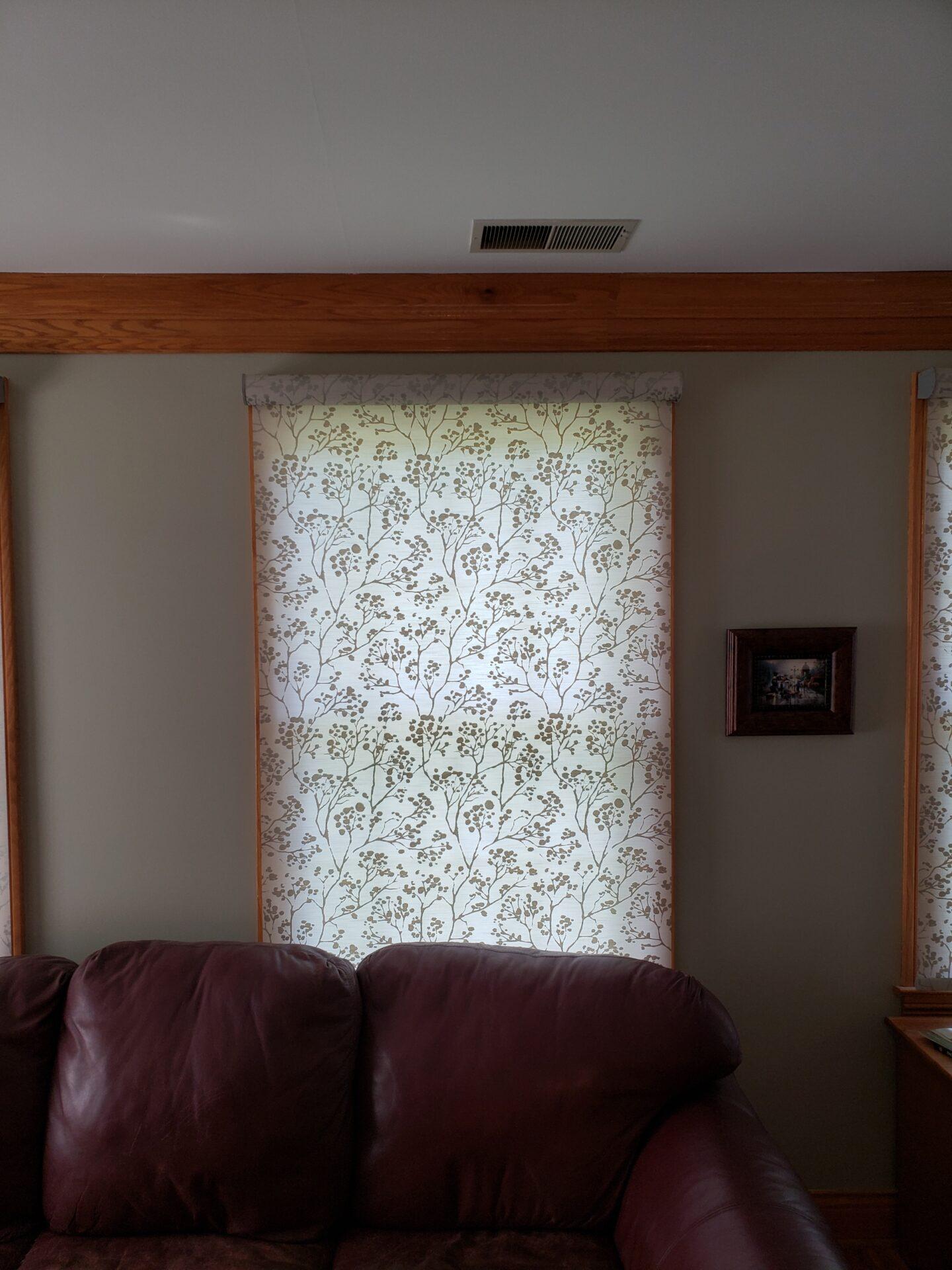 Roller Shades - Interior Window Plantation Shutters - Custom, Motorized Window Treatments, Blind Repair, Custom Blinds | Nashville, TN