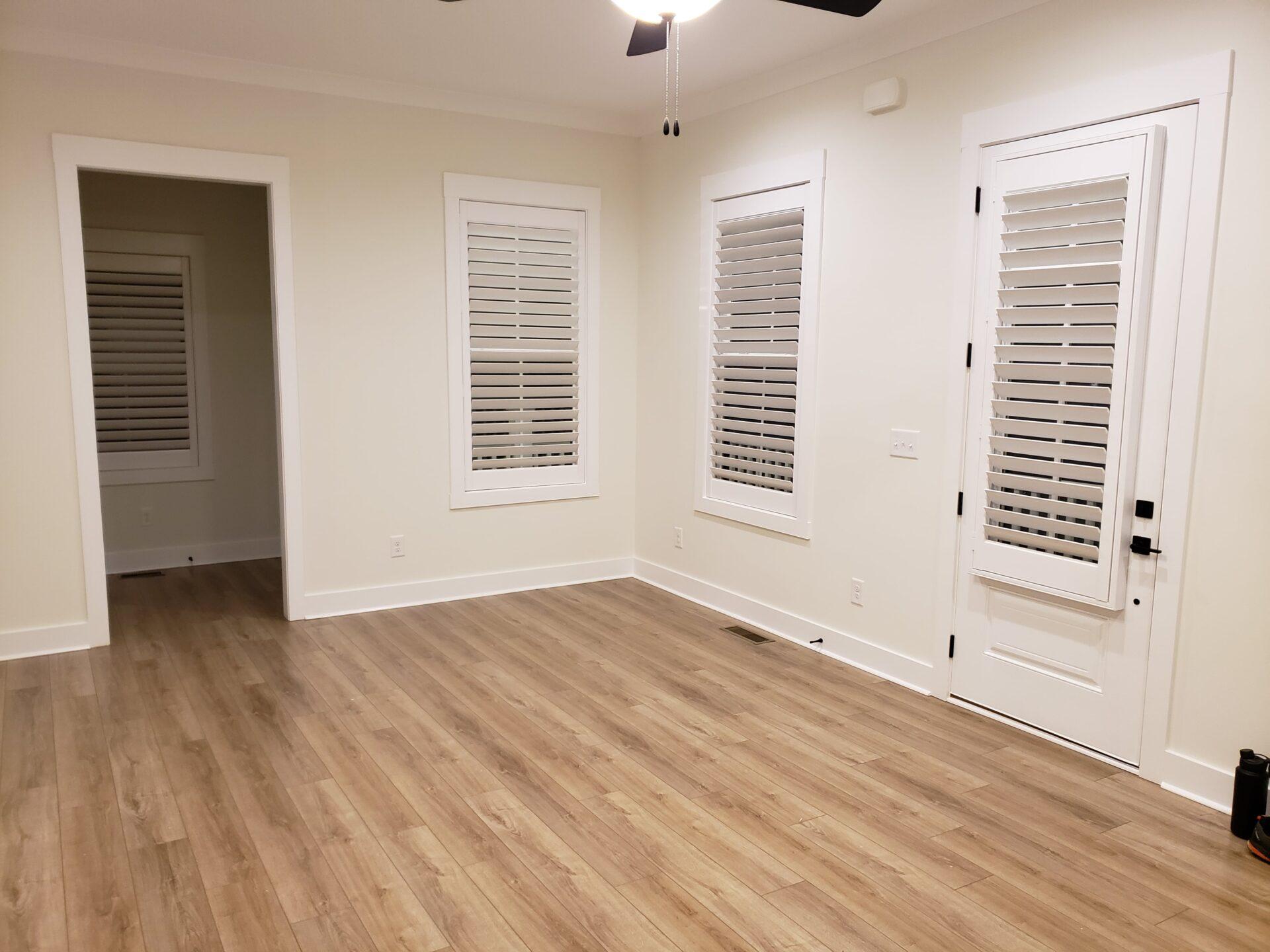 Interior Window Shutters / Plantation Shutters Nashville TN