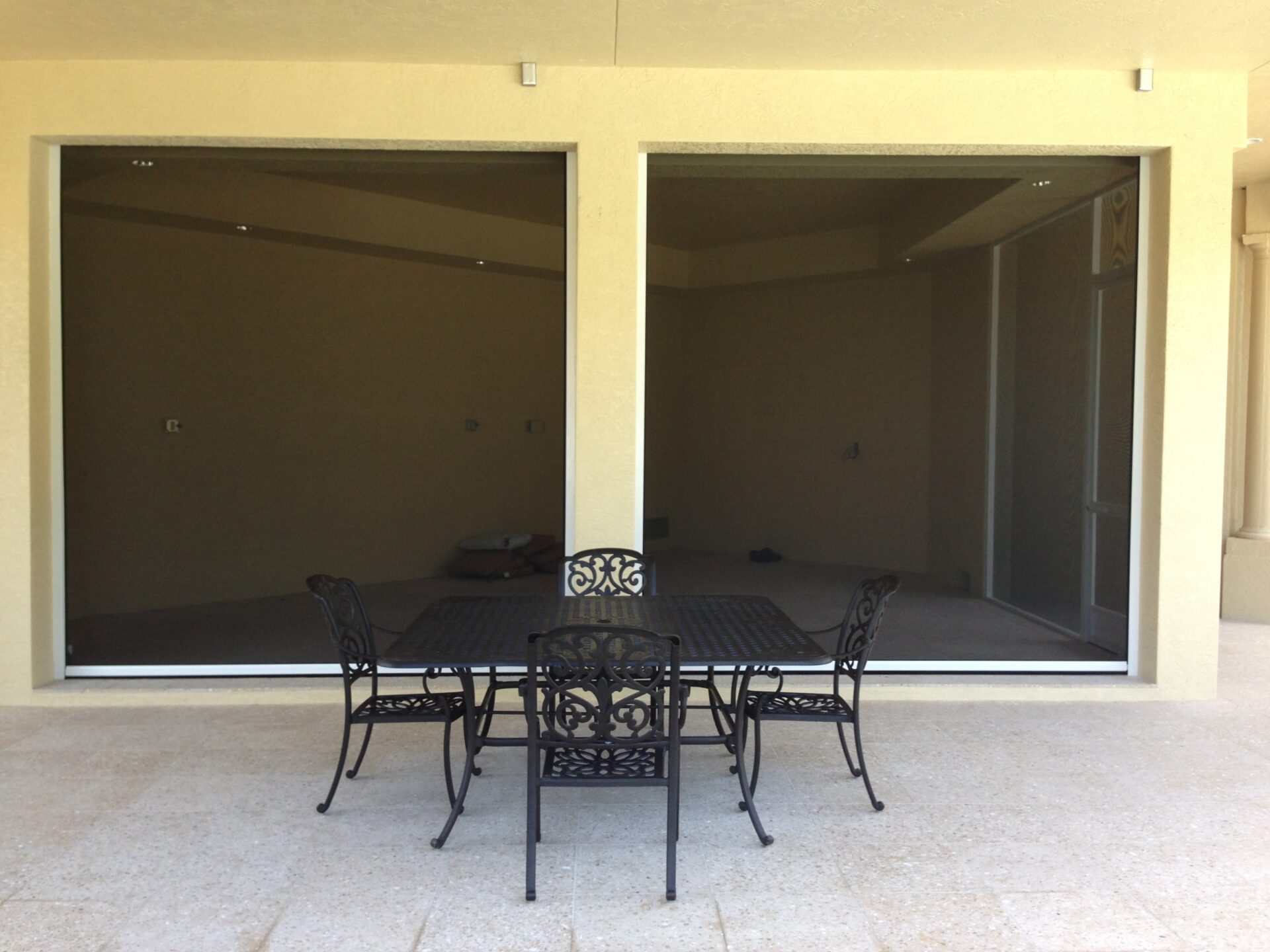 Patio - Window Shades - Roman Shades, Roller Shades, Solar Shades, Cellular Shades, & more - Dynamic Delivery Blinds | Nashville, TN